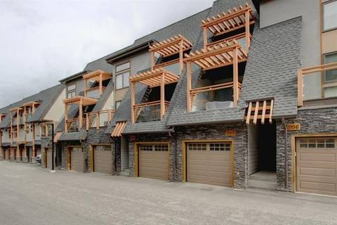 Townhouse for sale at 102 Stewart Creek Ri Unit 205 Canmore Alberta - MLS: C4239115