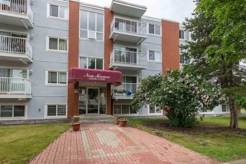 Condo for sale at 10330 113 St Nw Unit 205 Edmonton Alberta - MLS: E4160669