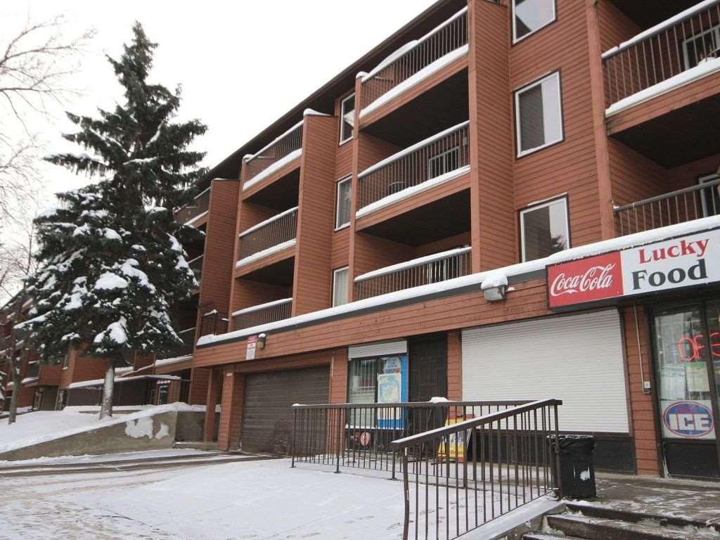 Buliding: 10514 92 Street, Edmonton, AB