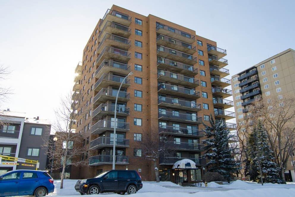 Condo for sale at 10545 Saskatchewan Dr NW Unit 205 Edmonton Alberta - MLS: E4218905
