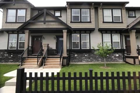 Townhouse for sale at 1086 Williamstown Blvd Northwest Unit 205 Airdrie Alberta - MLS: C4256190