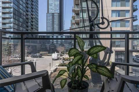 Apartment for rent at 11 Brunel Ct Unit 205 Toronto Ontario - MLS: C4425581