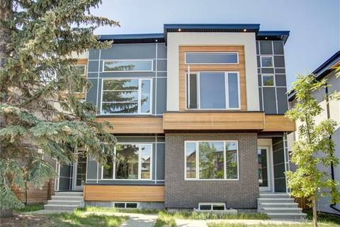 Townhouse for sale at 205 11 St Northeast Calgary Alberta - MLS: C4288748