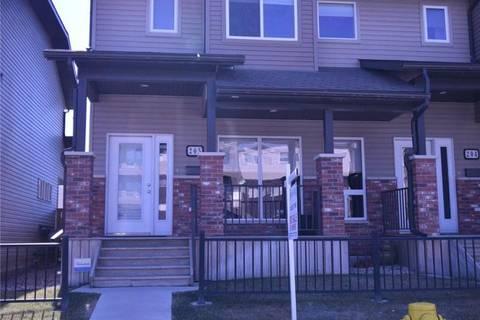Townhouse for sale at 110 Willowgrove Cres Unit 205 Saskatoon Saskatchewan - MLS: SK768976