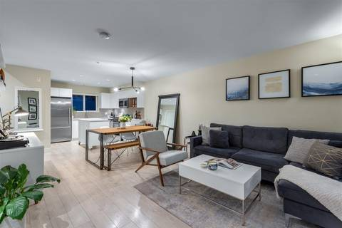 Townhouse for sale at 1190 6th Ave W Unit 205 Vancouver British Columbia - MLS: R2438527
