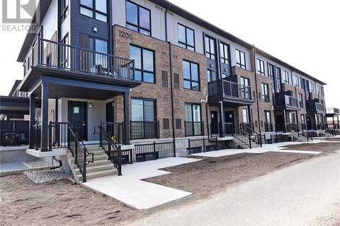 Townhouse for sale at 1200 Main St East Unit 205 Milton Ontario - MLS: 30743646