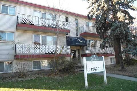 Condo for sale at 12420 82 St Nw Unit 205 Edmonton Alberta - MLS: E4133242