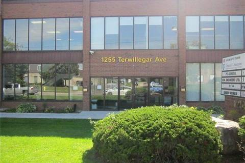 Commercial property for lease at 1255 Terwillegar 2nd Flr Ave Apartment 205 Oshawa Ontario - MLS: E4266555