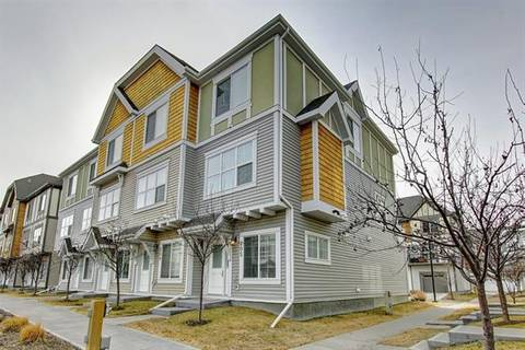 Townhouse for sale at 130 New Brighton Wy Southeast Unit 205 Calgary Alberta - MLS: C4236808