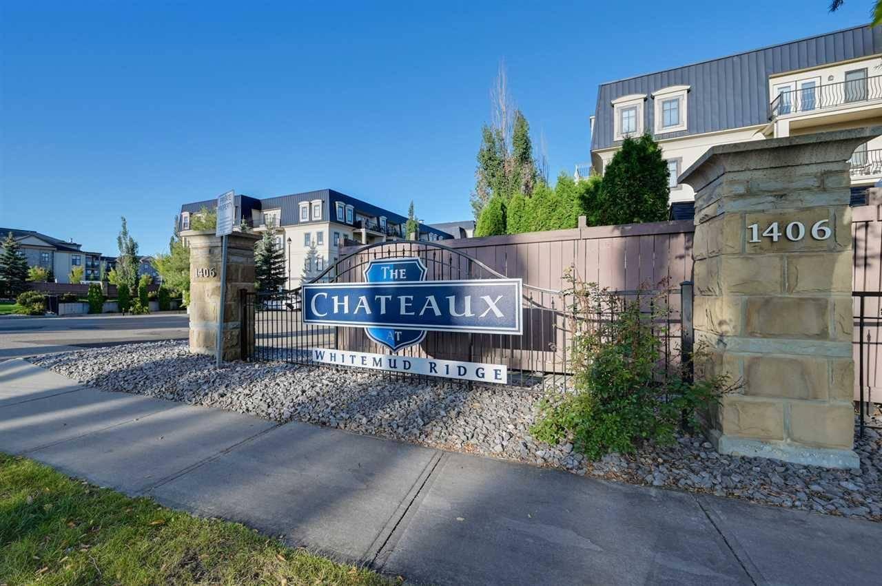 Condo for sale at 1406 Hodgson Wy Nw Unit 205 Edmonton Alberta - MLS: E4183180