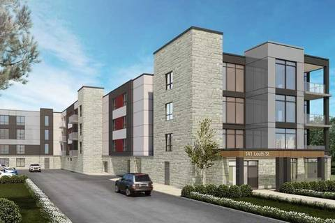 Condo for sale at 141 Louth St Unit 205 St. Catharines Ontario - MLS: X4698508