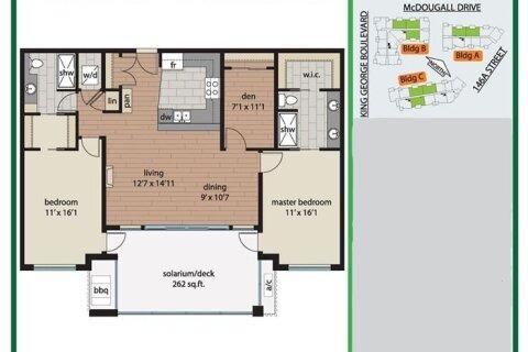 Condo for sale at 14588 Mcdougall Dr Unit 205 Surrey British Columbia - MLS: R2522695