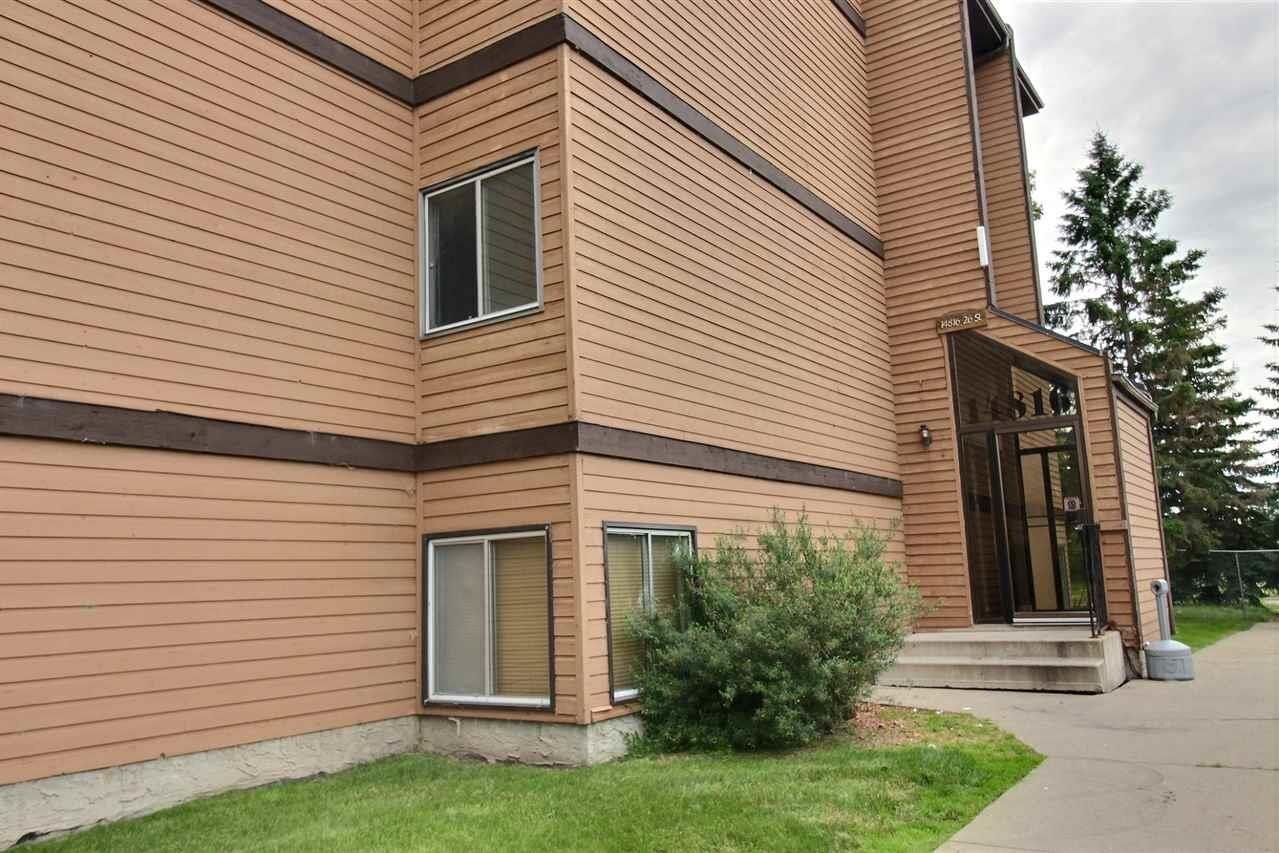 Condo for sale at 14816 26 St NW Unit 205 Edmonton Alberta - MLS: E4224651
