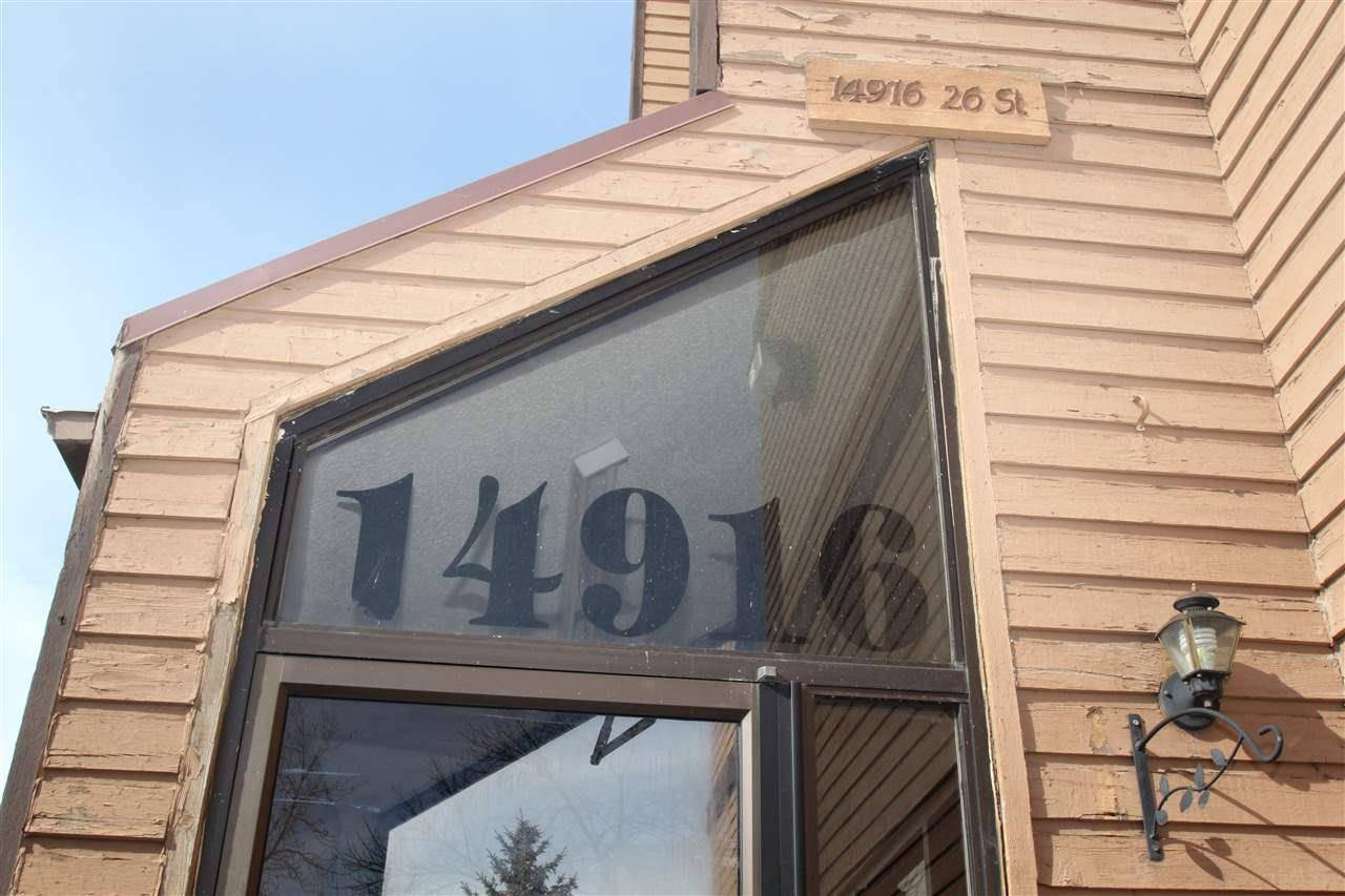 Condo for sale at 14916 26 St Nw Unit 205 Edmonton Alberta - MLS: E4180940