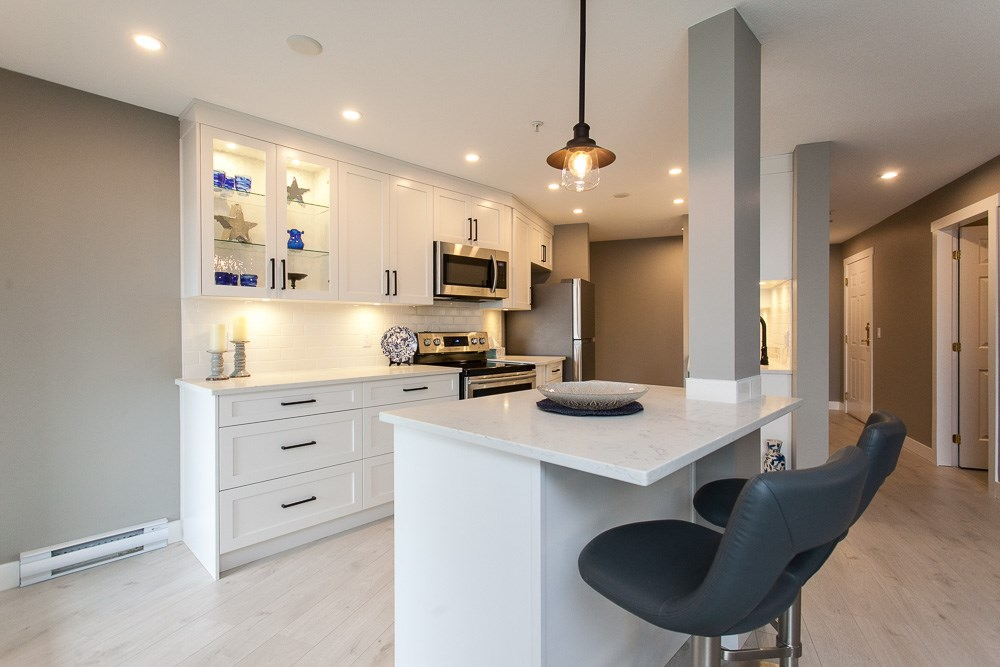 For Sale: 205 - 15150 29a Avenue, Surrey, BC | 2 Bed, 2 Bath Condo for $489,000. See 20 photos!