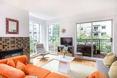 Condo for sale at 1928 Nelson St Unit 205 Vancouver British Columbia - MLS: R2389658