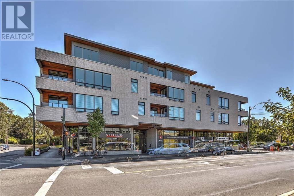 Condo for sale at 1969 Oak Bay Ave Unit 205 Victoria British Columbia - MLS: 416704