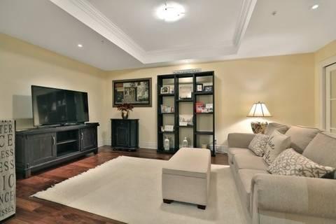 Condo for sale at 205 Lakeshore Rd Unit 205 Oakville Ontario - MLS: W4404370