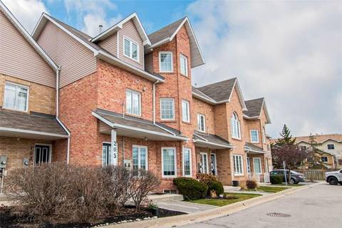 Townhouse for rent at 2055 Walker's Line Unit 205 Burlington Ontario - MLS: H4050892
