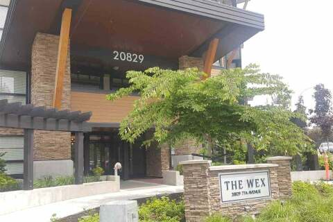 Condo for sale at 20829 77a Ave Unit 205 Langley British Columbia - MLS: R2482351