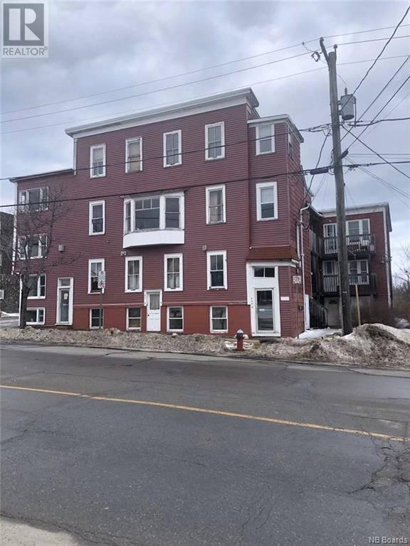 Townhouse for sale at 213 King St Unit 205 Saint John New Brunswick - MLS: NB040540