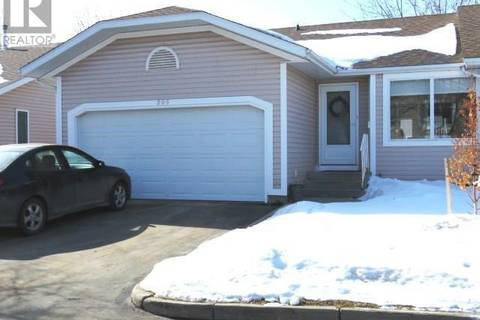 Townhouse for sale at 218 La Ronge Rd Unit 205 Saskatoon Saskatchewan - MLS: SK803399