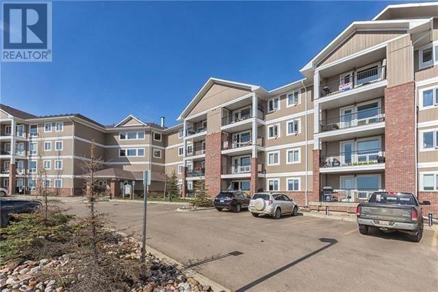 Condo for sale at 248 Grosbeak Wy Unit 205 Fort Mcmurray Alberta - MLS: fm0181529