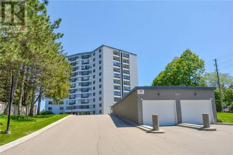 Condo for sale at 250 Glenridge Dr Unit 205 Waterloo Ontario - MLS: 30740316