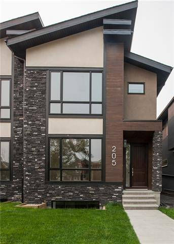 Townhouse for sale at 205 26 Ave Northeast Calgary Alberta - MLS: C4185874