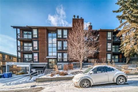 Condo for sale at 2611 15a St Southwest Unit 205 Calgary Alberta - MLS: C4281692