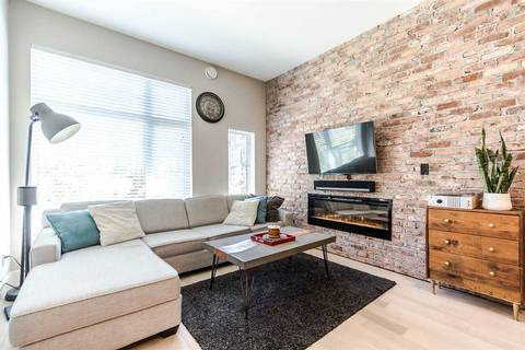 Condo for sale at 262 Salter St Unit 205 New Westminster British Columbia - MLS: R2371698