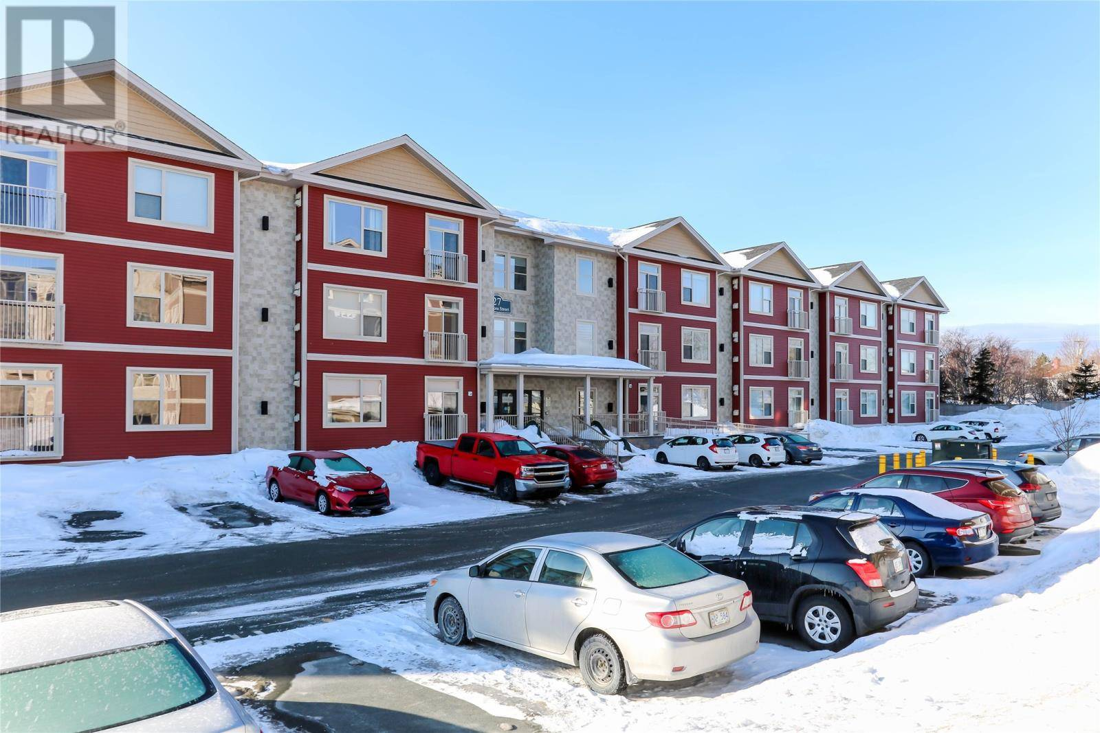 House for sale at 27 Rhodora St Unit 205 St. John's Newfoundland - MLS: 1211347