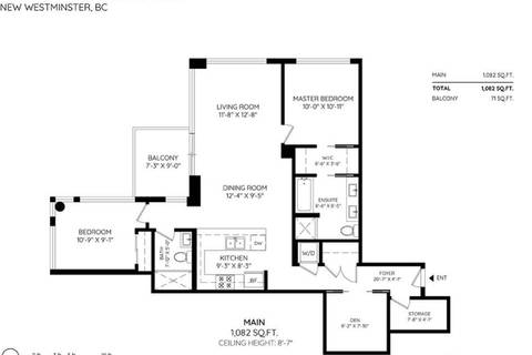 Condo for sale at 271 Francis Wy Unit 205 New Westminster British Columbia - MLS: R2377523