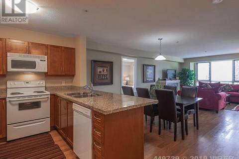 Condo for sale at 297 Hirst Ave Unit 205 Parksville British Columbia - MLS: 449739