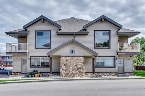 Townhouse for sale at 3 Everridge Sq Southwest Unit 205 Calgary Alberta - MLS: C4268216