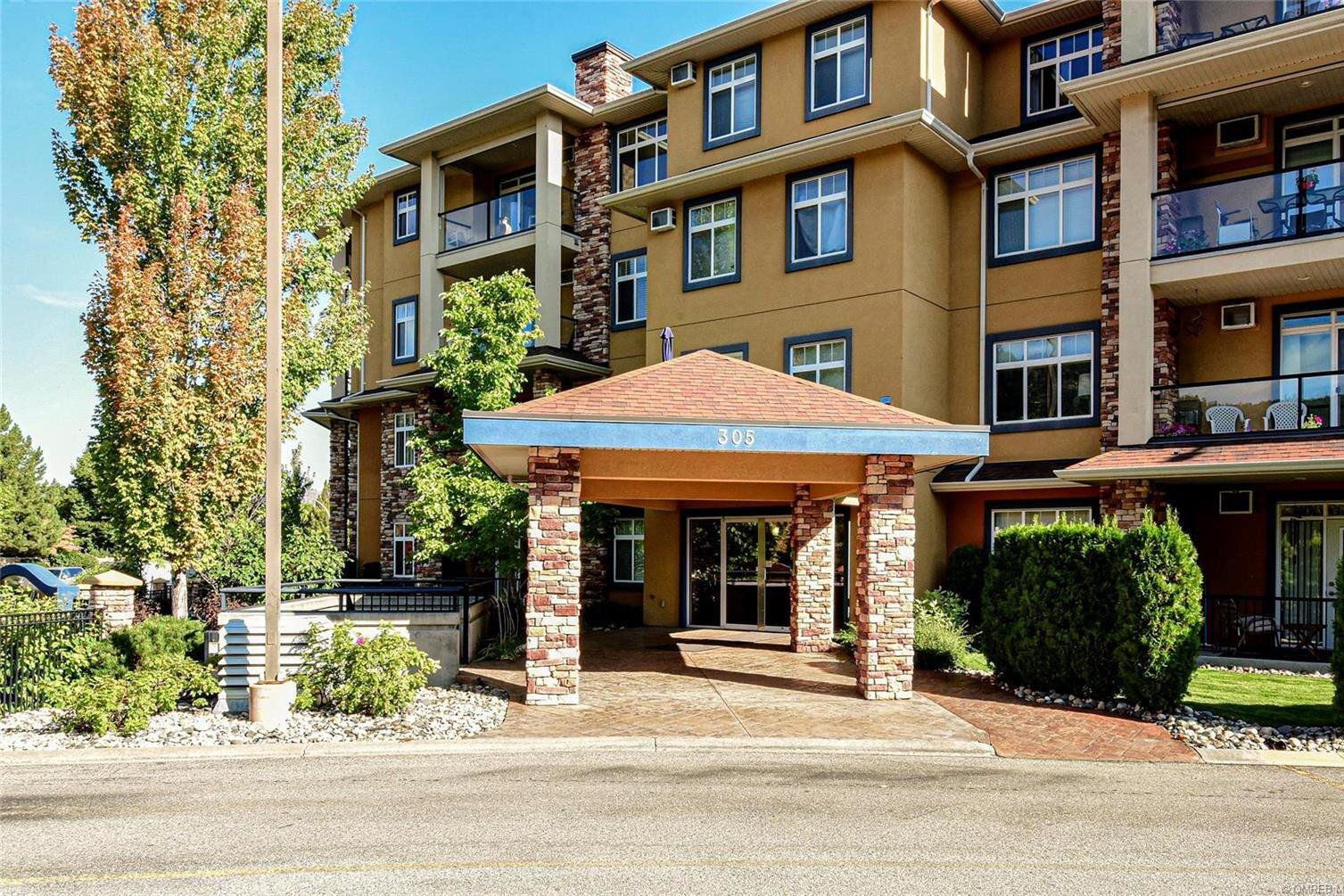 Condo for sale at 305 Whitman Rd Unit 205 Kelowna British Columbia - MLS: 10218662