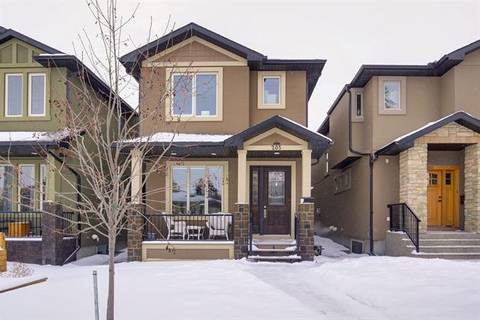 House for sale at 205 31 Ave Northeast Calgary Alberta - MLS: C4228221