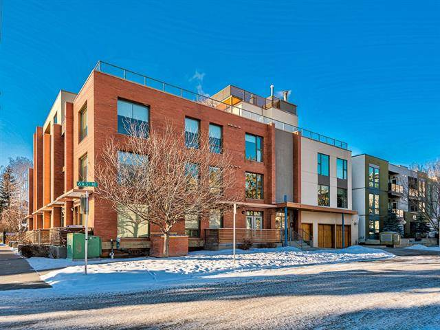 Buliding: 33 6a Street Northeast, Calgary, AB