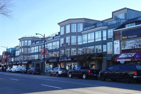 Condo for sale at 3440 Broadway  W Unit 205 Vancouver British Columbia - MLS: R2335531
