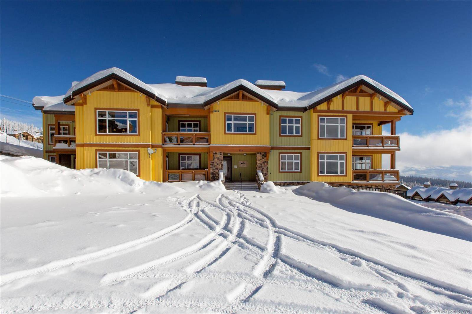 Condo for sale at 355 Rock Ridge Rd Unit 205 Big White British Columbia - MLS: 10199935