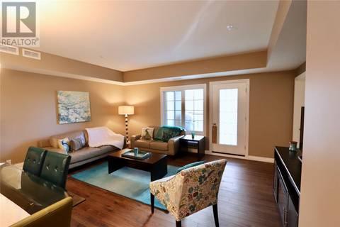 Condo for sale at 3702 Haughton Rd Unit 205 Regina Saskatchewan - MLS: SK805413