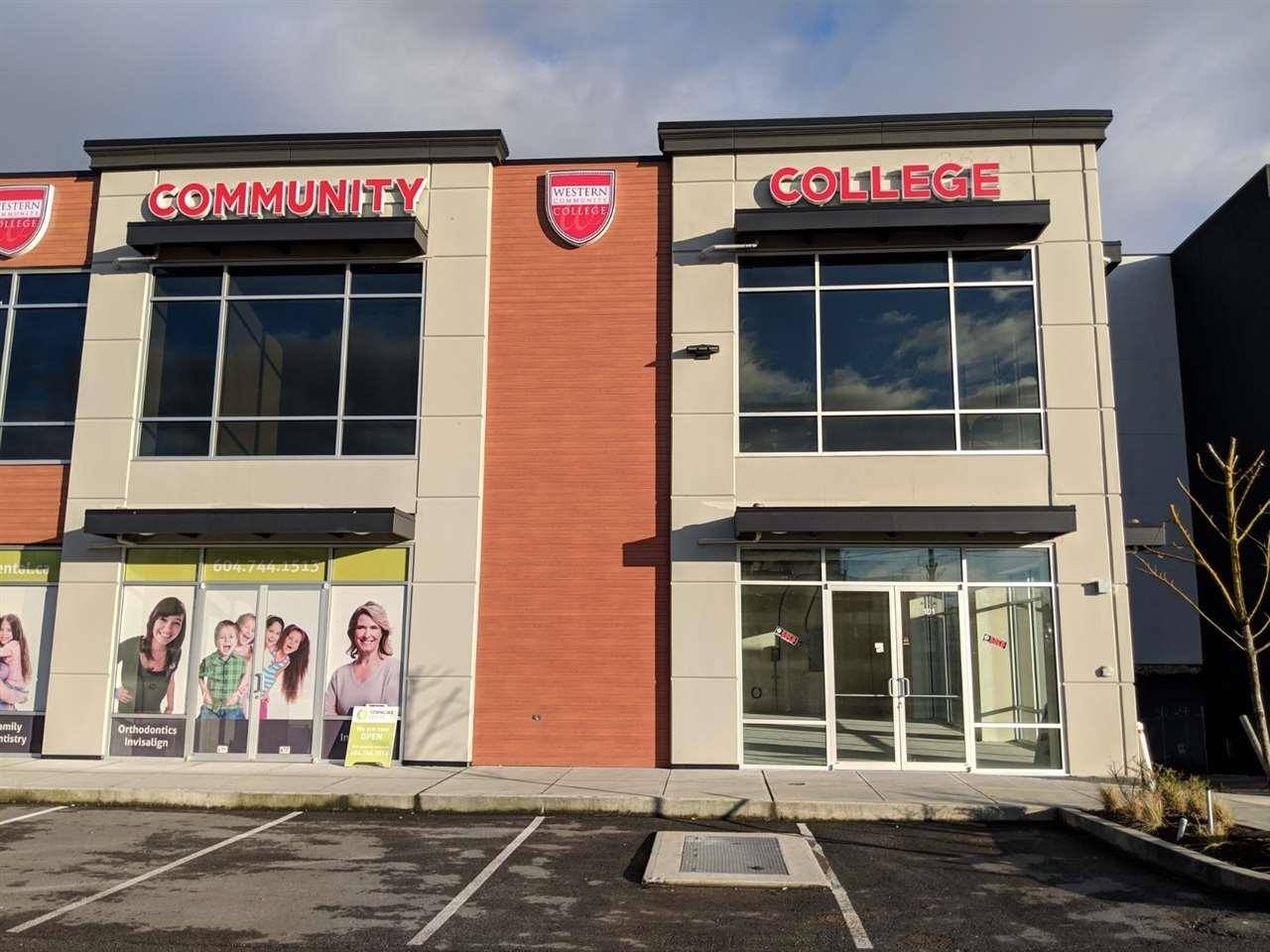 Commercial property for sale at 3710 Townline Rd Unit 205 Abbotsford British Columbia - MLS: C8029646