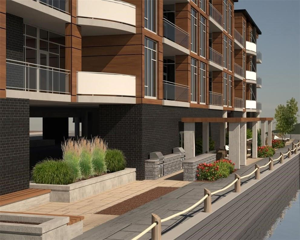 The Dover Wharf Condos: 38 Harbour Street, Port Dover, ON