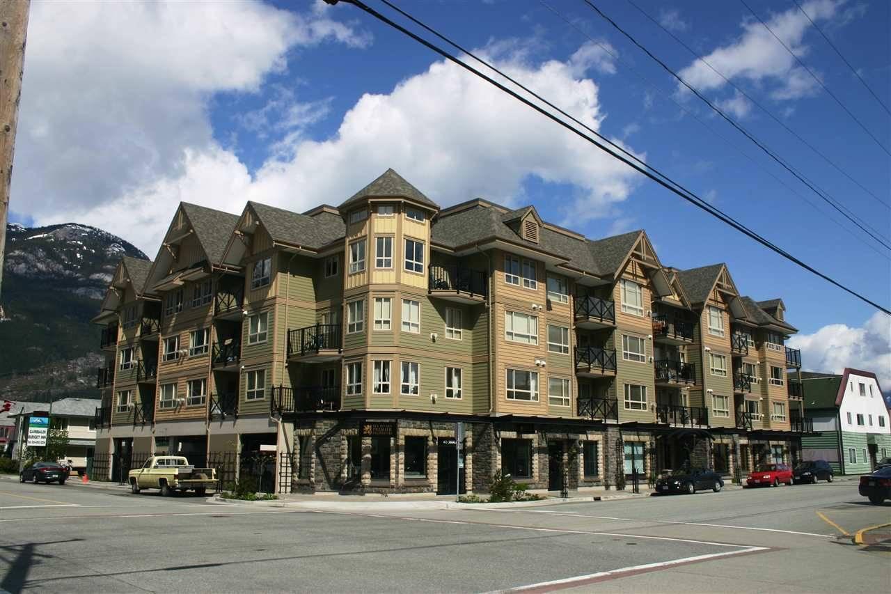 Buliding: 38003 Second Avenue, Squamish, BC