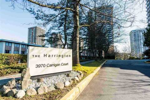 Condo for sale at 3970 Carrigan Ct Unit 205 Burnaby British Columbia - MLS: R2354723