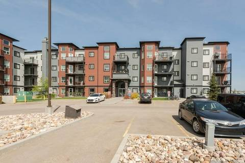 Condo for sale at 400 Silver_berry Rd Nw Unit 205 Edmonton Alberta - MLS: E4158160