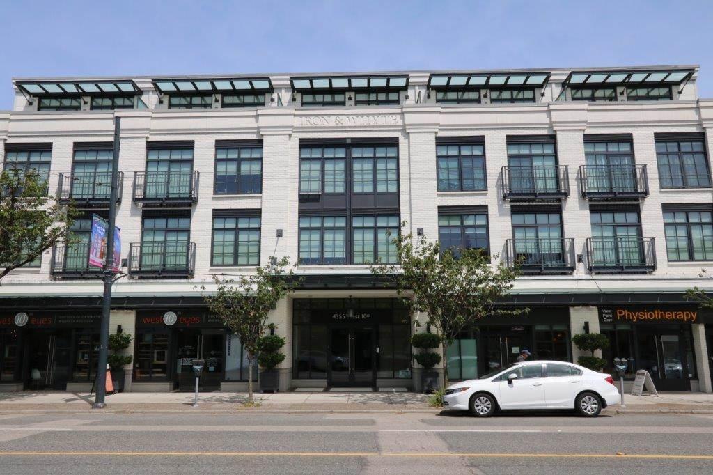 Buliding: 4355 West 10th Avenue, Vancouver, BC