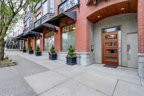 Condo for sale at 4463 10th Ave W Unit 205 Vancouver British Columbia - MLS: R2318924