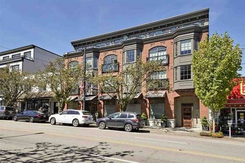 Condo for sale at 4463 10th Ave W Unit 205 Vancouver British Columbia - MLS: R2365008