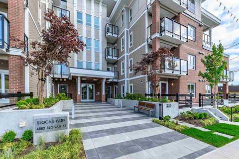 Condo for sale at 4882 Slocan St Unit 205 Vancouver British Columbia - MLS: R2400178